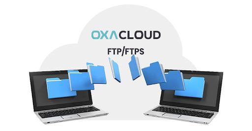 La prise en charge des transferts par FTP / FTPS dans OXACLOUD
