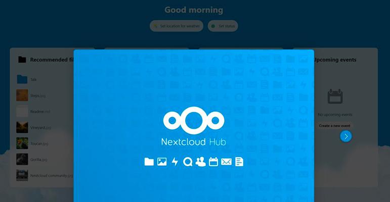 Comment déployer Nextcloud sur Oxacloud en quelques clics
